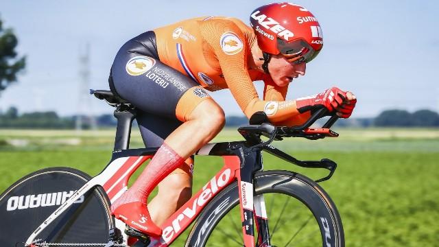 EK wielrennen in Alkmaar